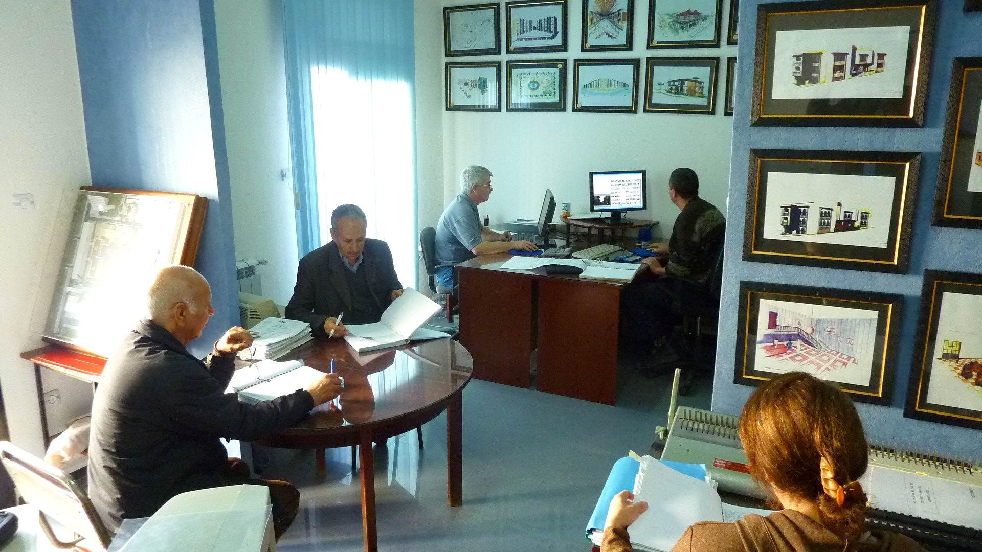 Axel engineering agguerabi architecte bureau d 39 architecture et d 39 engineering algerie - Architecte bureau d etude ...